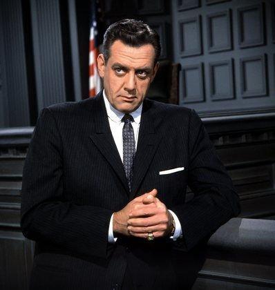 Burr as Mason