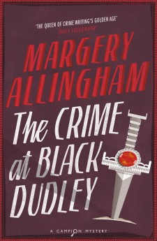 Allingham-Crime at Black Dudley
